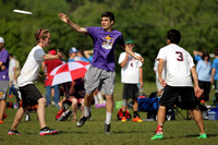 USAU Southern HS Regional Championships 2015 - Saturday