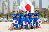 Japan Open Team Photo - WCBU 2015