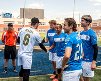 MLU Philadelphia Spinners vs New York Rumble 6/8/14