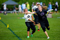Saturday Round 4 - 2015 USAU DI College Championships