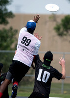 Seattle Mixtape vs Ellipsis Mixed Final - USA Ultimate US Open C