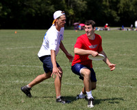 Open Finals of the Ultimate Capitol Sectionals
