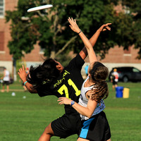 Saturday Action - 2016 USAU Northeast Regionals