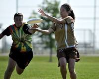 Saturday Women's Preview - 2012 USAU D-III College Championships