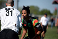 Pool Play - USA Ultimate DI College Championships 2015