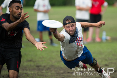 UltiPhotos: Furious George vs Sockeye - Quarters  WUCC 2014