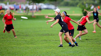 U19 Girls Finals - 2015 USAU Youth Club Championships