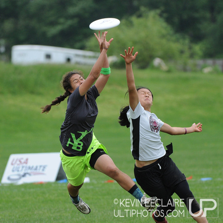 UltiPhotos: Girls Championship Game -- 2011 HS Easterns &emdash; Girls Championship Game -- 2011 High School Easterns