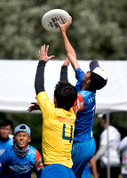 Mixed power pools - Day 5 - World U23 Ultimate Championships