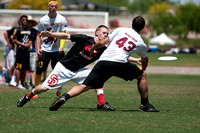 Saturday preview action from SW D-I Regionals 2012