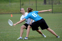 2012 Atlantic Coast Regionals Sunday Action