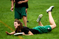 2013 USA Ultimate High School Northeastern Championships - Round 4 - Girls