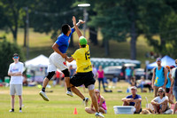 Saturday Action, 2015 Northeast Regionals