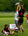 Sunday Highlights - USAU Central HS Championships 2016