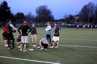MLU Stags Practice, March 9