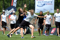 2012 USAU D-I College Championships Friday Action
