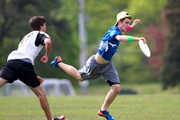 Open Division, Sunday -- 2012 USAU HS Northeasterns