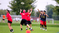 Saturday Round 3 - 2015 USAU Youth Club Championships