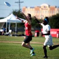AMP vs 7 Express - Placement Games - USAU Club Nationals 2015