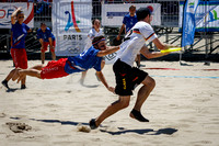 WFDF 2017 World Championships of Beach Ultimate © 2017 Robert E