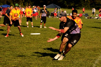 Saturday Elite Open division action -- Chesapeake Open 2010