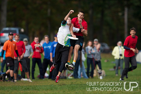 Sunday Preview -- 2012 Northeast Regionals