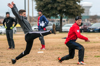 Dallas Roughnecks Closed Tryouts
