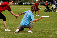 Fury vs. Showdown - 2012 USA Ultimate Club Championships