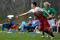 Sunday Action, Open -- USAU 2014 HS Northeastern Championships