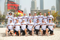 Germany Open Masters Team Photo - WCBU 2015
