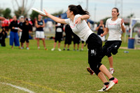 USA Ultimate Nationals Championships 2013 - Schwa vs Riot Pre-Quarters game