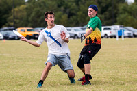 Saturday - USAU South Central Regionals 2016