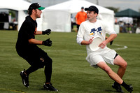 USA Ultimate Nationals Championships 2013 - Ring of Fire vs Sub Zero Pre-Quarters game