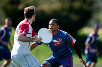 Toronto Rush at the DC Breeze