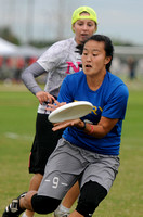 USA Ultimate Nationals Championships 2013 - Friday Pre-Quarters