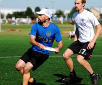 USA Ultimate Nationals Championships 2013 - Truck Stop vs PoNY 4th Round Pool Play