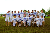 Team photo from the DIII College Championships