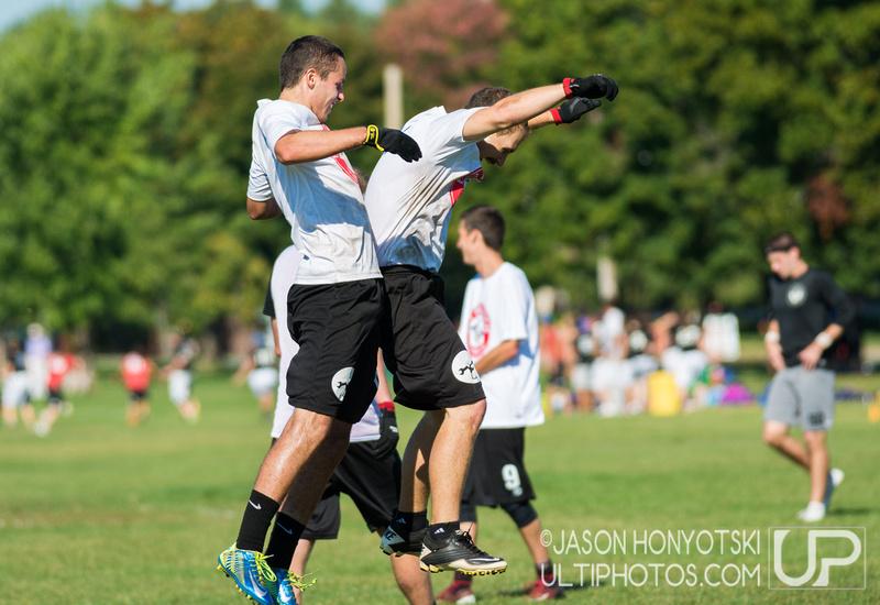 UltiPhotos: Saturday Open Highlights - Northeast Regionals 2014 &emdash; NE Club Regionals 2014