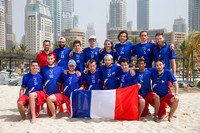 France Open Team Photo - WCBU 2015