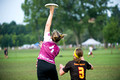 Funky Masters vs Vintage - Pool A - Women Masters - WUCC 2014