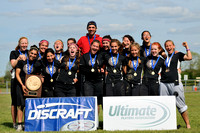 Amherst - Girls Division 2010 Champions