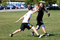 USAU Northeast Mixed Regionals -- Sunday