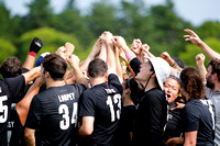 Saturday - Mixed Semifinals - 2016 USAU Northeast Regionals