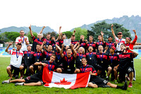 WJUC 2014 Open Gold Medalists, Canada U19 Open Team Photo