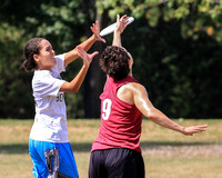 USAU Northeast Women's Regionals -- Saturday