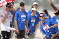 Day 2: Pool Play of the 2015 World Championships of Beach Ultimate