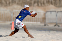 Day 6 of the 2015 World Championships of Beach Ultimate