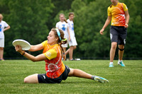 Round 4 - Sat Girls - USAU 2013 HS Southerns