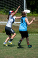 Semis - Sun Girls - USAU 2014 HS Southerns