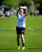 Friday - USAU 2015 DI College Championships